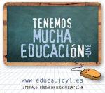 Nuevo Portal de Educación de la Junta de Castilla y León
